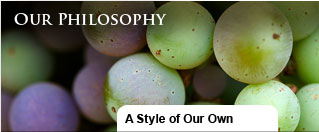 Our Philosophy - A Style of Our Own