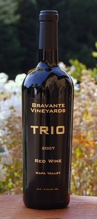 Bravante 2009 Trio 750 ML