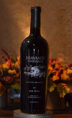 Bravante 2010 Estate Reserve