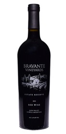 Bravante 2012 Estate Reserve 750 ML